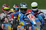 Stars, Junior Max, Rowrah, DHR, Ashley England, Kartpix.