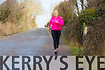 Marilyn O Shea of the Born To Run on the new Tralee International Marathon Route