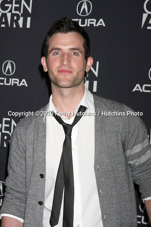 "Tyler Barnes.arriving at ""The Yellow Handkerchief"" LA Premiere.Pacific Design Center Silver Screen Theater.Los Angeles, CA.February 18, 2010.©2010 Kathy Hutchins / Hutchins Photo...."