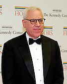 David M. Rubenstein, co-founder of The Carlyle Group, and Chairman of the John F. Kennedy Center for the Performing Arts, arrives for the formal Artist's Dinner honoring the recipients of the 2012 Kennedy Center Honors hosted by United States Secretary of State Hillary Rodham Clinton at the U.S. Department of State in Washington, D.C. on Saturday, December 1, 2012. The 2012 honorees are Buddy Guy, actor Dustin Hoffman, late-night host David Letterman, dancer Natalia Makarova, and the British rock band Led Zeppelin (Robert Plant, Jimmy Page, and John Paul Jones)..Credit: Ron Sachs / CNP