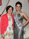 Local Entrant in the Louth heat of the Rose of Tralee 2012 Hannah Casey pictured with her mam jane. Photo: Colin Bell/pressphotos.ie
