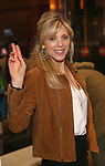 """Marla Maples attending the Broadway Opening Night Performance of  """"Escape To Margaritaville"""" at The Marquis Theatre on March 15, 2018 in New York City."""