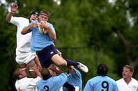 Regional Rugby Tournament, 2005 in Boulder, Colorado