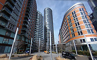 BNPS.co.uk (01202 558833)<br /> Pic:  Google<br /> <br /> A luxurious London apartment that has been home to a string of Premier League footballers has emerged for sale for close to £2m.<br /> <br /> The lavish home is on the 25th and 26th floors of the stylish Ontario Tower in Ballymore, close to Canary Wharf.<br /> <br /> It's prime location and stylish facilities have made it a favourite of West Ham United players with three internationals having lived there.