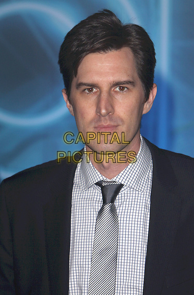 "JOSEPH KOSINSKI.""TRON: Legacy"" World Premiere held at the El Capitan Theatre, Hollywood, California, USA..December 11th, 2010.headshot portrait black grey gray white tie .CAP/ADM/CH.©Charles Harris/AdMedia/Capital Pictures"