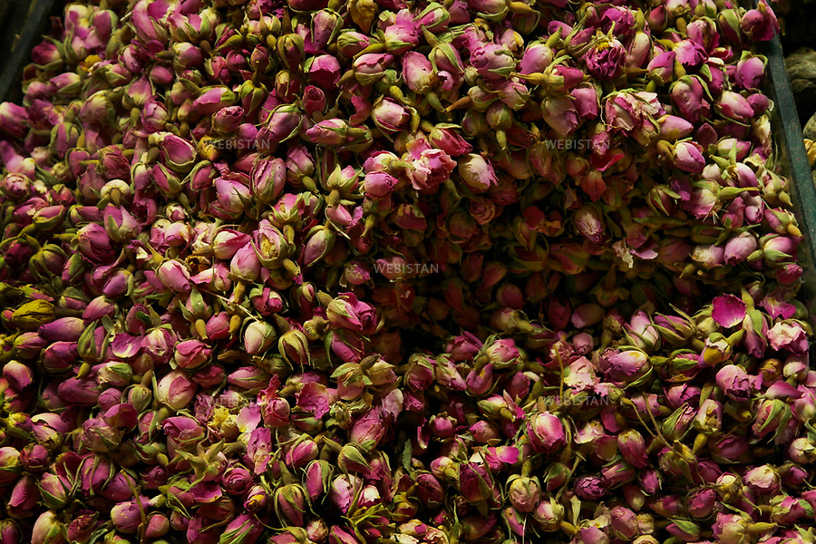 Turkey, Istanbul, Fatih District, Eminonu, Spice Bazaar, October 6, 2012