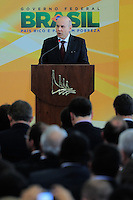 BRASÍLIA, 27 DE JUNHO DE 2012 - Cerimônia de Anúncio do PAC Equipamentos – Programa de Compras Governamentais  - FOTO: PEDRO FRANÇA - BRAZIL PHOTO PRESS