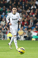 Real Madrid CF vs Athletic Club de Bilbao (5-1) at Santiago Bernabeu stadium. The picture shows Jose Callejon. November 17, 2012. (ALTERPHOTOS/Caro Marin) NortePhoto