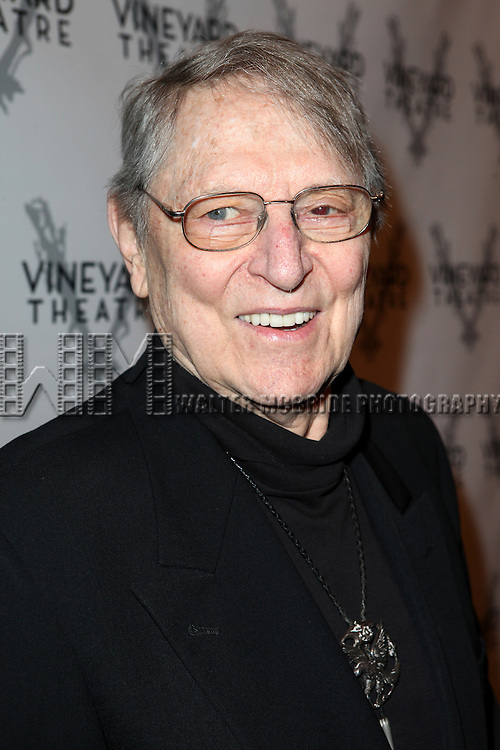 John Cullum attending the Vineyard Theatre's 30th Anniversary Gala Celebration Cocktail Reception at the Edison Ballroom in New York City on 3/18/2013