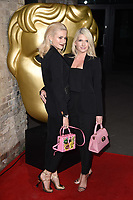 Pixie Lott and sister, Charlie-Ann<br /> arriving for the BAFTA Childrens Awards 2017 at the Roundhouse, Camden, London<br /> <br /> <br /> ©Ash Knotek  D3353  26/11/2017