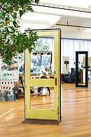Artistic door