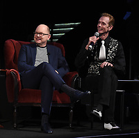 "HOLLYWOOD - MAY 22: Cast members Mark Proksch and Doug Jones attends FX's ""What We Do in the Shadows"" FYC event at Avalon Hollywood on May 22, 2019 in Hollywood, California. (Photo by Frank Micelotta/FX/PictureGroup)"
