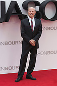 London, UK. 11 July 2016. Producer Frank Marshall. Red carpet arrivals for the European Premiere of the Universal movie Jason Bourne (2016) in London's Leicester Square.