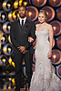 Michael B. Jordan and Kristin Bell<br /> 86TH OSCARS<br /> The Annual Academy Awards at the Dolby Theatre, Hollywood, Los Angeles<br /> Mandatory Photo Credit: &copy;Dias/Newspix International<br /> <br /> **ALL FEES PAYABLE TO: &quot;NEWSPIX INTERNATIONAL&quot;**<br /> <br /> PHOTO CREDIT MANDATORY!!: NEWSPIX INTERNATIONAL(Failure to credit will incur a surcharge of 100% of reproduction fees)<br /> <br /> IMMEDIATE CONFIRMATION OF USAGE REQUIRED:<br /> Newspix International, 31 Chinnery Hill, Bishop's Stortford, ENGLAND CM23 3PS<br /> Tel:+441279 324672  ; Fax: +441279656877<br /> Mobile:  0777568 1153<br /> e-mail: info@newspixinternational.co.uk