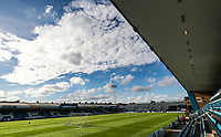 A general view of the MEMS Priestfield stadium<br /> <br /> Photographer Andrew Kearns/CameraSport<br /> <br /> The EFL Sky Bet League One - Gillingham v Fleetwood Town - Saturday 3rd November 2018 - Priestfield Stadium - Gillingham<br /> <br /> World Copyright &copy; 2018 CameraSport. All rights reserved. 43 Linden Ave. Countesthorpe. Leicester. England. LE8 5PG - Tel: +44 (0) 116 277 4147 - admin@camerasport.com - www.camerasport.com