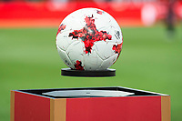 Official ball floating during Copa del Rey (King's Cup) Final between Deportivo Alaves and FC Barcelona at Vicente Calderon Stadium in Madrid, May 27, 2017. Spain.<br /> (ALTERPHOTOS/BorjaB.Hojas) /NortePhoto.com