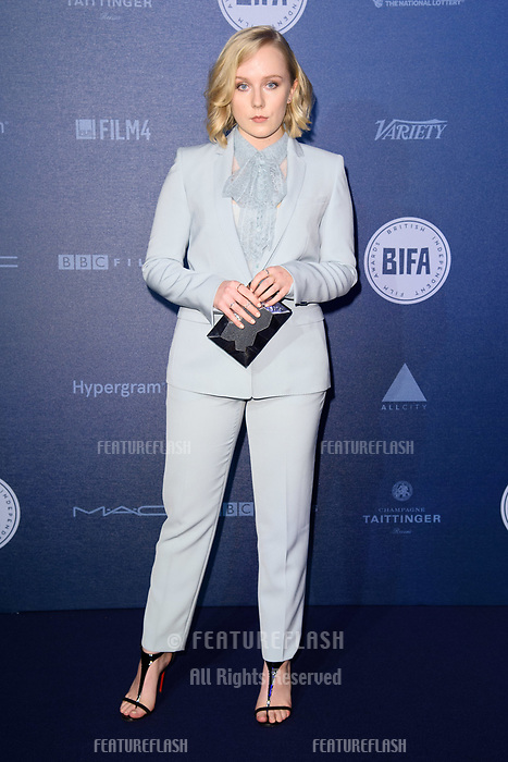 Alexa Davies at the British Independent Film Awards 2017 at Old Billingsgate, London, UK. <br /> 10 December  2017<br /> Picture: Steve Vas/Featureflash/SilverHub 0208 004 5359 sales@silverhubmedia.com
