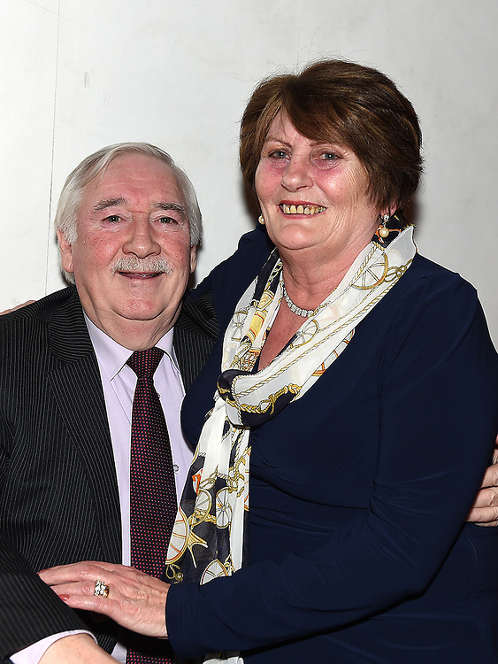 Tony and Marie Moran pictured at the 60's night in O'Raghallaighs. Photo:Colin Bell/pressphotos.ie