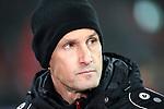12.01.2018, Bay - Arena, Leverkusen, GER, 1.FBL, Bayer 04 Leverkusen vs FC Bayern M&uuml;nchen<br /> , im Bild<br />Trainer Heiko Herrlich (Leverkusen)<br /> Foto &copy; nordphoto / Bratic