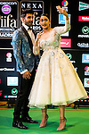 Ranver Singh and Sonakshi Sinha attends to the photocall of the IIFA Awards in Madrid. June 25. 2016. (ALTERPHOTOS/Borja B.Hojas)