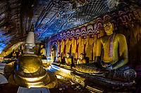 Sri Lanka-Dambulla Cave Temples