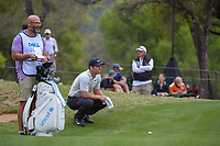 Paul Casey (GBR) looks over his chip shot on 6 during day 3 of the World Golf Championships, Dell Match Play, Austin Country Club, Austin, Texas. 3/23/2018.<br /> Picture: Golffile | Ken Murray<br /> <br /> <br /> All photo usage must carry mandatory copyright credit (&copy; Golffile | Ken Murray)