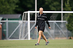 1 September 2007: South Carolina head coach Shelley Smith. The University of South Carolina Gamecocks defeated the University of North Carolina Tar Heels 1-0 at Fetzer Field in Chapel Hill, North Carolina in an NCAA Division I Womens Soccer game.