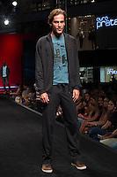 S&Atilde;O PAULO-SP-03.03.2015 - INVERNO 2015/MEGA FASHION WEEK -Grife Anistia/<br /> O Shopping Mega Polo Moda inicia a 18&deg; edi&ccedil;&atilde;o do Mega Fashion Week, (02,03 e 04 de Mar&ccedil;o) com as principais tend&ecirc;ncias do outono/inverno 2015.Com 1400 looks das 300 marcas presentes no shopping de atacado.Br&aacute;z-Regi&atilde;o central da cidade de S&atilde;o Paulo na manh&atilde; dessa segunda-feira,02.(Foto:Kevin David/Brazil Photo Press)