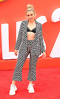 Tallia Storm at the &quot;Incredibles 2&quot; UK film premiere, BFI Southbank, Belvedere Road, London, England, UK, on Sunday 08 July 2018.<br /> CAP/CAN<br /> &copy;CAN/Capital Pictures