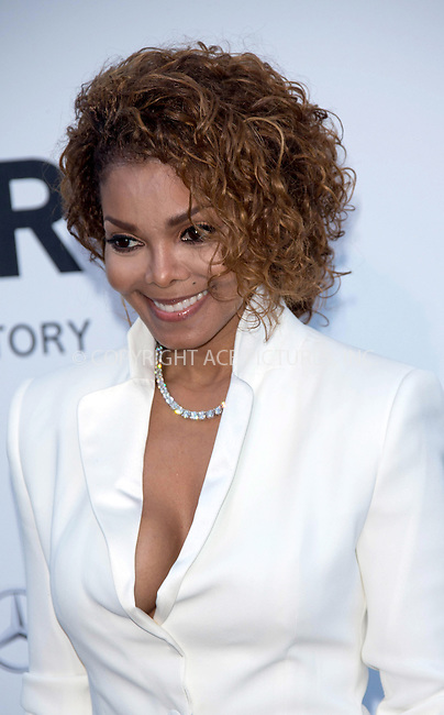 WWW.ACEPIXS.COM....US Sales Only....May 23 2013, New York City....Janet Jackson at amfAR's Cinema Against AIDS Gala at the Hotel du Cap Eden Roc during the Cannes Film Festival on May 23 2013 in France....By Line: Famous/ACE Pictures......ACE Pictures, Inc...tel: 646 769 0430..Email: info@acepixs.com..www.acepixs.com