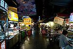 Miaokou Night Market, Keelung, Taiwan