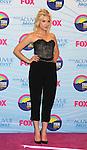 UNIVERSAL CITY, CA - JULY 22: Ashley Benson poses in the press room at the 2012 Teen Choice Awards at Gibson Amphitheatre on July 22, 2012 in Universal City, California.