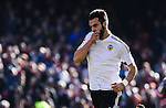 Valencia CF's   Alvaro Negredo  during La Liga match. January 17, 2016. (ALTERPHOTOS/Javier Comos)