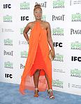 Yolonda Ross attends The 2014 Film Independent Spirit Awards held at Santa Monica Beach in Santa Monica, California on March 01,2014                                                                               © 2014 Hollywood Press Agency