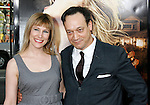 "HOLLYWOOD, CA. - May 12: Ted Raimi and guest arrive at the premiere of Universal Pictures' ""Drag Me To Hell"" at Grauman's Chinese Theatre on May 12, 2009 in Hollywood, California."