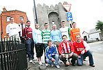 Lads who are taking part in The Drogheda Summer League...Photo NEWSFILE/Jenny Matthews.(Photo credit should read Jenny Matthews/NEWSFILE)....This Picture has been sent you under the condtions enclosed by:.Newsfile Ltd..The Studio,.Millmount Abbey,.Drogheda,.Co Meath..Ireland..Tel: +353(0)41-9871240.Fax: +353(0)41-9871260.GSM: +353(0)86-2500958.email: pictures@newsfile.ie.www.newsfile.ie.FTP: 193.120.102.198.