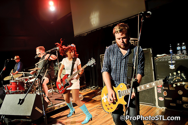 Cowboy Mouth in concert at Old Rock House in St. Louis, MO on Apr 12, 2010.