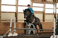 Jacqueline Jackie Jacquie Gross, Patten, Margie Gayford Clinic, Skyland Stables, Horse