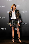 Macarena Gomez attends to IQOS3 presentation at Palacio de Cibeles in Madrid. February 10,2019. (ALTERPHOTOS/Alconada)