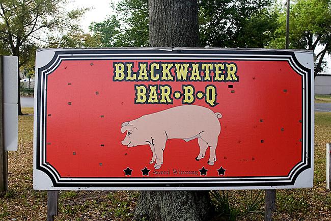 Blackwater Bar BQ Restaurant, Orlando, Florida