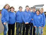 Members of Dillonstown Foroige who attended the Foroige clubs event held on Bellewstown race course. Photo: Colin Bell/pressphotos.ie