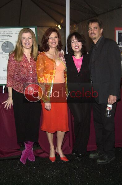 MIMI KENNEDY, JOBETH WILLIAMS, ROBBIE BENSON and CARLA DEVITO