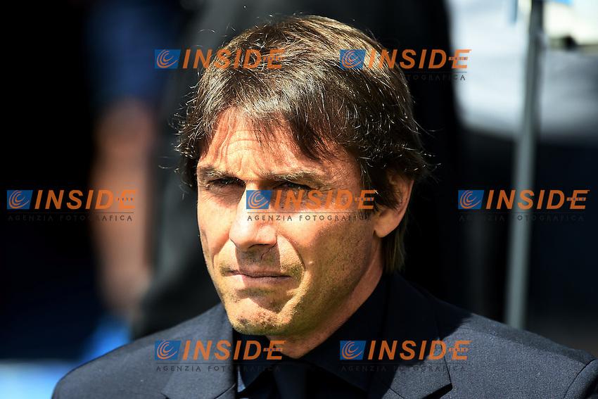 Antonio Conte Italy <br /> Toulouse 17-06-2016 Stade de Toulouse <br /> Football Euro2016 Italy - Sweden / Italia - Svezia Group Stage Group E<br /> Foto Massimo Insabato / Insidefoto