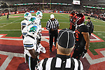 Tulane falls to Houston, 48-17.