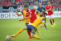 31.07.2014: 1. FSV Mainz 05 vs. Asteras Tripolis