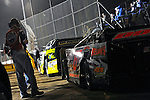 Feb 09, 2011; 7:22:29 PM; Gibsonton, FL., USA; The Lucas Oil Dirt Late Model Racing Series running The 35th annual Dart WinterNationals at East Bay Raceway Park.  Mandatory Credit: (thesportswire.net)