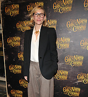Cate Blanchett at the &quot;Girl From The North Country&quot; press night, Noel Coward Theatre, St Martin's Lane, London, England, UK, on Thursday 11 January 2018.<br /> CAP/CAN<br /> &copy;CAN/Capital Pictures /MediaPunch ***NORTH AND SOUTH AMERICAS ONLY***