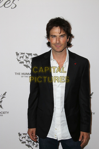 HOLLYWOOD, CA - MAY 07: Ian Somerhalder attends The Humane Society of the United States' to the Rescue Gala at Paramount Studios on May 7, 2016 in Hollywood, California.  <br /> CAP/MPI/PA<br /> &copy;PA/MPI/Capital Pictures