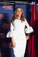 Wax figure's of the First Lady of the United State of America Melania Trump