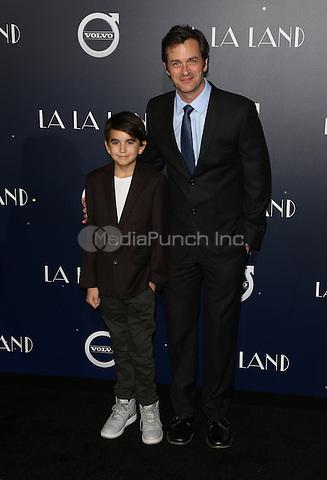 "Westwood, CA - DECEMBER 06: Tom Everett Scott, At Premiere Of Lionsgate's ""La La Land"" At Mann Village Theatre, California on December 06, 2016. Credit: Faye Sadou/MediaPunch"